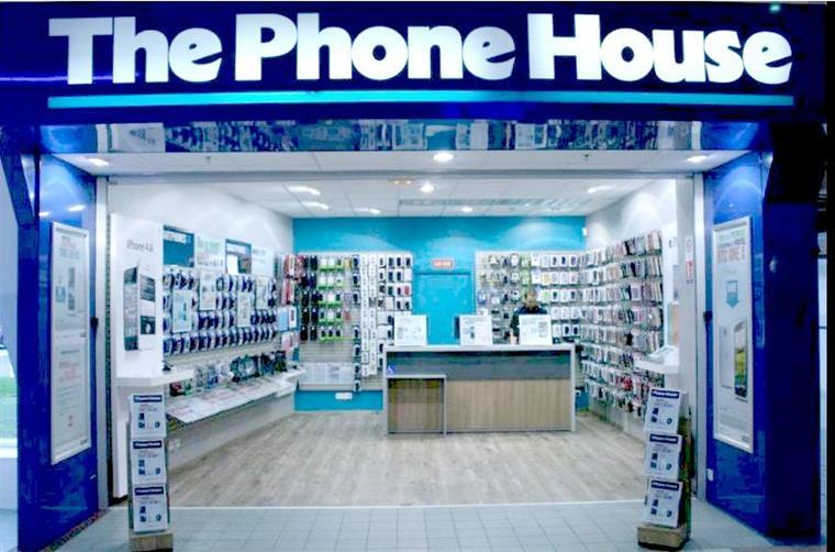 """The Phone House"" em PER"